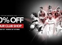 PEAI / O'Neills Club Shop - 20% OFF this Weekend