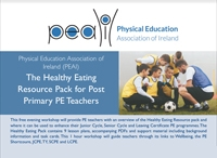 Healthy Eating Resource Pack for PE Teachers - National Evening Workshops