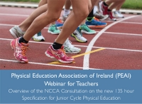 PEAI Webinar for PE Teachers!