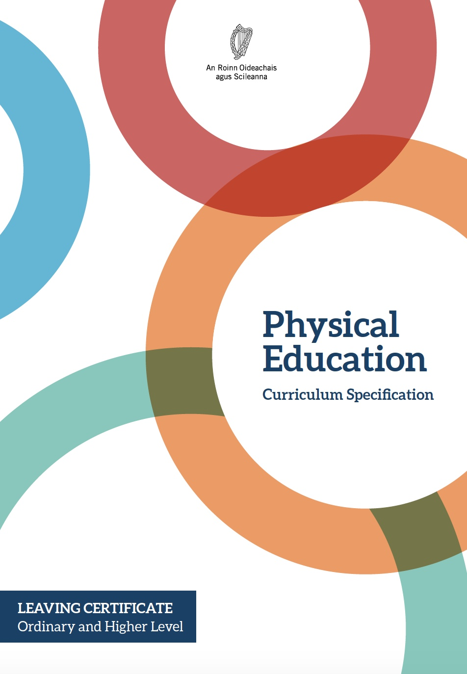 Leaving Certificate Physical Education Examinable Announced